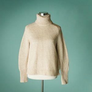 J Crew S Wool Classic Turtleneck Sweater NWT